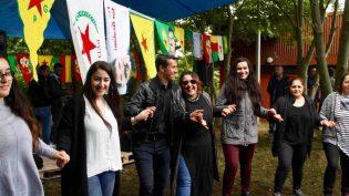Edinburgh'da Görkemli Kürt Toplum Merkezi Açılışı