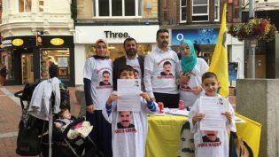 Öcalan'a Özgürlük Eylemi Britanya'nın Birçok Kentine Yayıldı