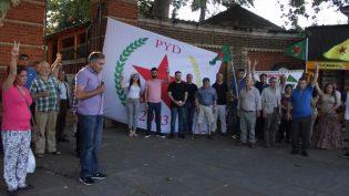 'Rojava Devrimi Mücadelemize Işık Tutuyor'