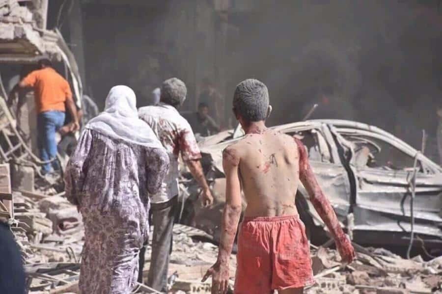 Şehit Sayısının 62'ye Ulaştığı Qamişlo Katliamına Tepkiler Artıyor 3