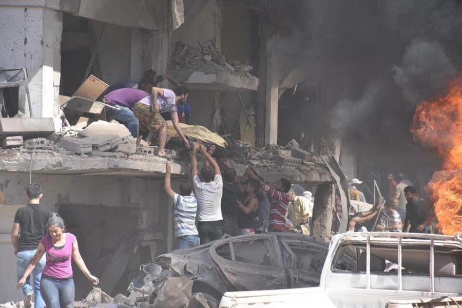 Şehit Sayısının 62'ye Ulaştığı Qamişlo Katliamına Tepkiler Artıyor 8