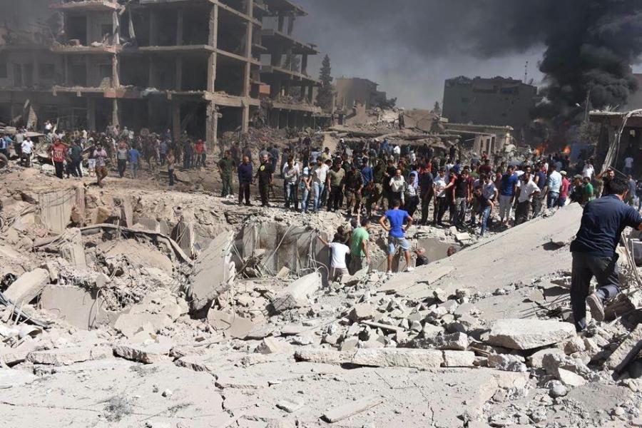 Şehit Sayısının 62'ye Ulaştığı Qamişlo Katliamına Tepkiler Artıyor 10