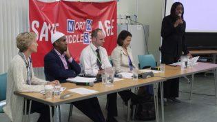 North Middlesex Acil Bölümü Krizi 'Ulusal Skandal'