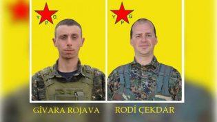 İngiliz YPG'li Minbic'te Yaşamını Yitirdi
