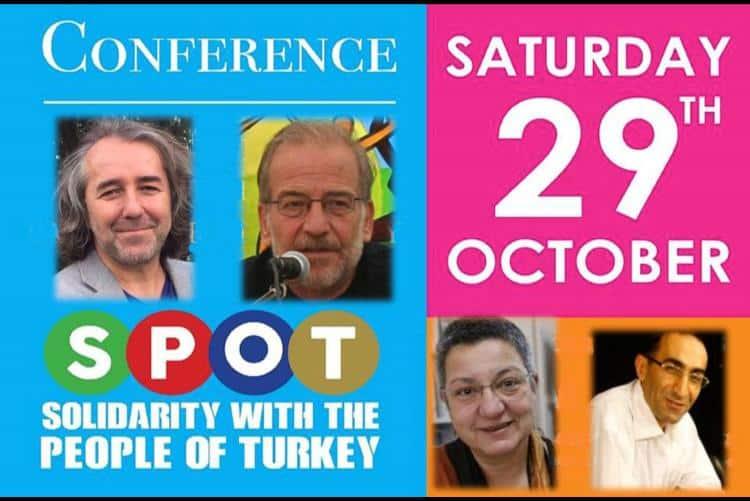 Hafta Sonu Yapılacak Konferansa Türkiye'den Önemli İsimler Katılacak 1