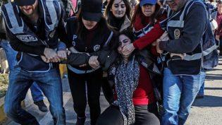 DBP Eşbaşkanı Sebahat Tuncel Tutuklandı