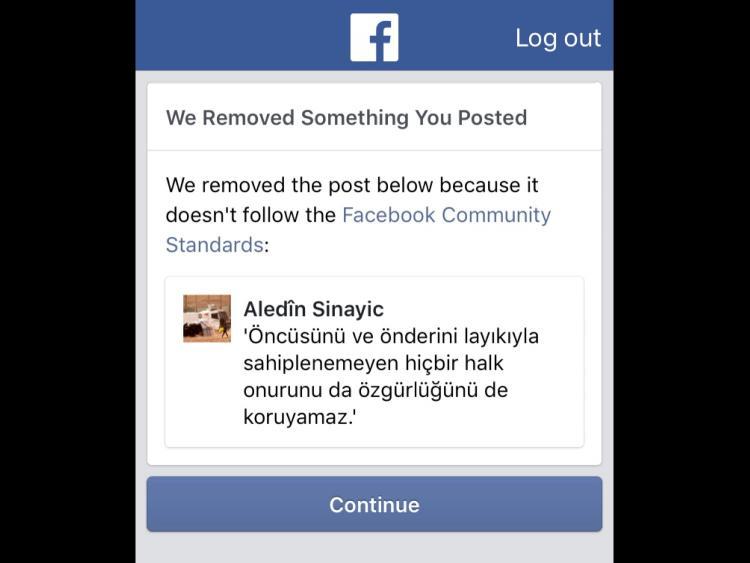 Facebook, Faşizmde AKP İle Yarışta 1