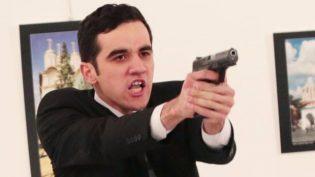 Rus Büyükelçinin katili çevik kuvvet polisi çıktı!