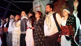 Londra'da Newroz coşkuyla karşılandı