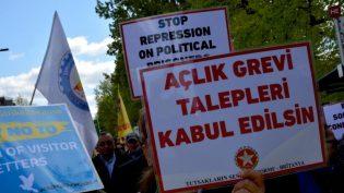 KCK'den Açlık Grevi Açıklaması: Bırakılmasını İstiyoruz