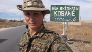 Hanna Bohman: Kadının Ezilen Olma Pozisyonu YPJ İle Değişti