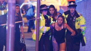 Manchester'daki İntihar Saldırısında 22 Ölü, 59 Yaralı