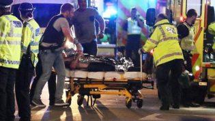 Başkent Londra'da Art Arda Üç Saldırı