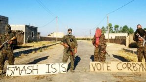 Britanyalı YPG'liler'den 'Corbyn'e Oy Verin' Çağrısı