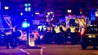 Londra'da Kanlı Gece: 3'ü Saldırgan 9 Ölü, 48 Yaralı