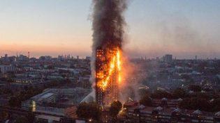 27 Katlı Binada Yangın: Çok Sayıda Ölü Var