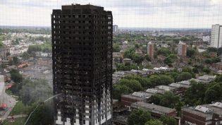 Londra Yangını: Ölü Sayısı 100'ü Geçebilir!