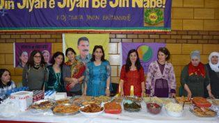 Kadınlar Zilan Kadın Festivalinde Buluştu