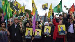 İngiliz Devrimcinin Naaşı Yüzlerce Kürdistanlı Tarafından Karşılandı