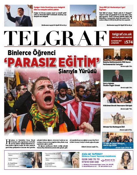 TELGRAF - 574
