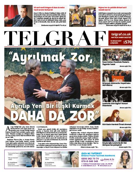 TELGRAF - 576
