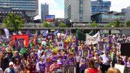 Britanyalı 5 Milyon Emekçinin Temsilcilerinden Efrin Çağrısı