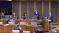 Galler Meclisinde Bir İlk: Açlık Grevi Önergesi Kabul Edildi