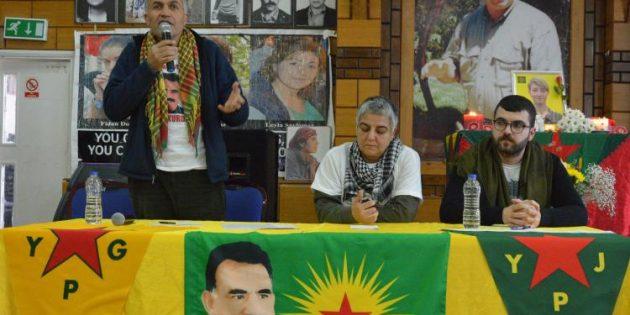 Londra'daki açlık grevi direnişçilerinden mücadeleyi büyütme çağrısı