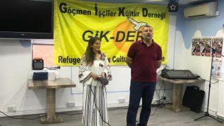 Gik-Der Festivalinin bu yılki teması; ırkçılık ve faşizm