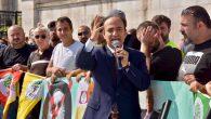 AKP'nin seçilmişlere yönelik darbesi Londra'da protesto edildi