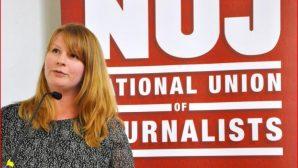 NUJ genel sekreteri, MA editörü Karahan'ın gözaltına alınmasını kınadı