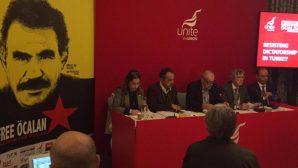 'Uluslararası Toplum Türkiye'ye Dur Demeli'