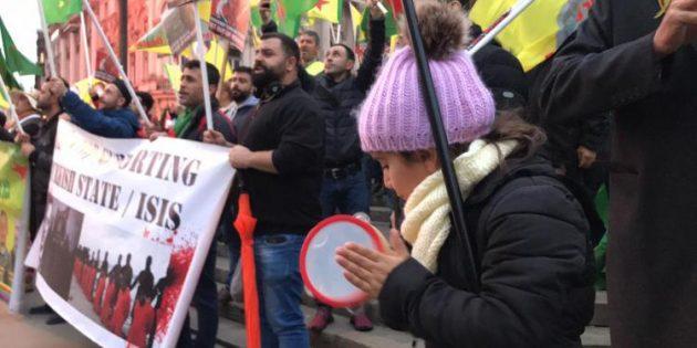 Londra'da işgale öfke yükseliyor direniş büyüyor