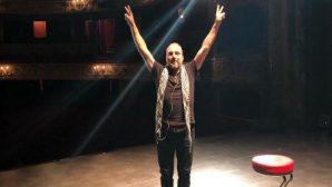 Hayko Bağdat'ın 'Salyangoz' oyunu Londra'da
