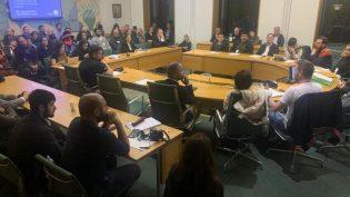 İngiltere Parlamentosu'nda 'Rojava' paneli