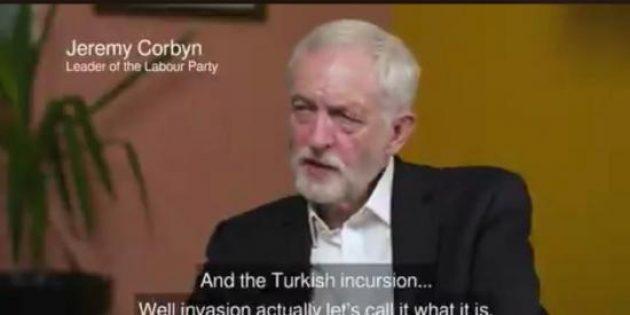 İşçi Partisi Lideri Corbyn: BM Rojava işgaline karşı harekete geçmeli