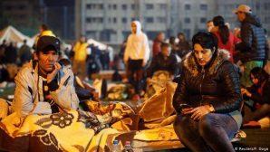 Arnavutluk'ta 250 artçı deprem yaşandı