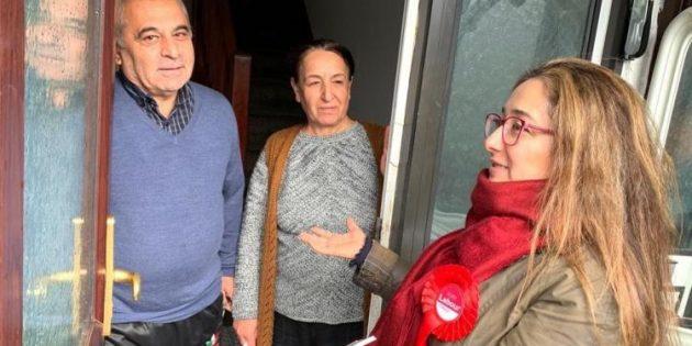 İşçi Partisi Enfield Adayı Demirci: Toplumun sesi olacağım