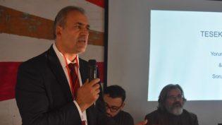 İsrafil Erbil bir kez daha BAF Başkanlığı'na seçildi seçildi
