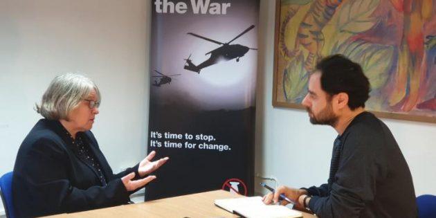 Linsdey German: İngiltere Ortadoğu'da çok onursuz tarihi bir pratiğin sahibi