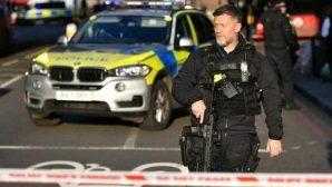 Londra Köprüsü'de silah sesleri: Bir kişi gözaltında, yaralılar var