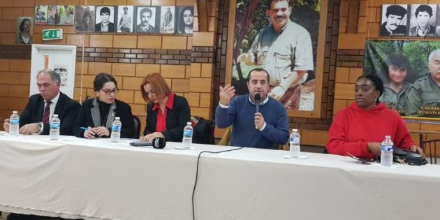 HDP'den İşçi Partisi'ne destek