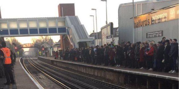 Londra'da demiryolu ulaşım tarihinin en uzun grevi