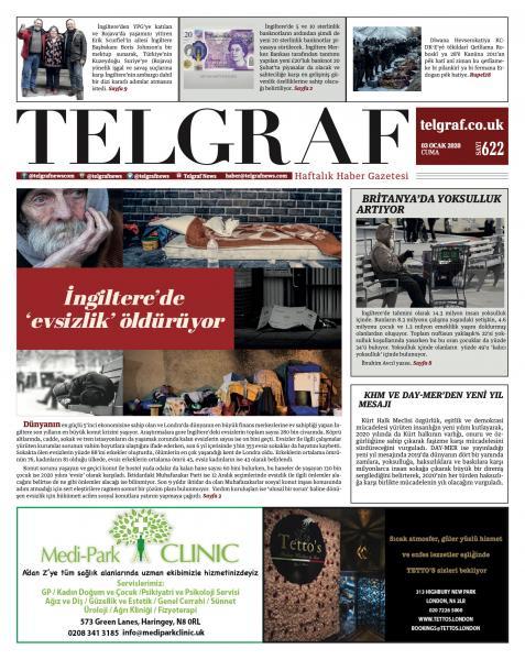 TELGRAF - 622