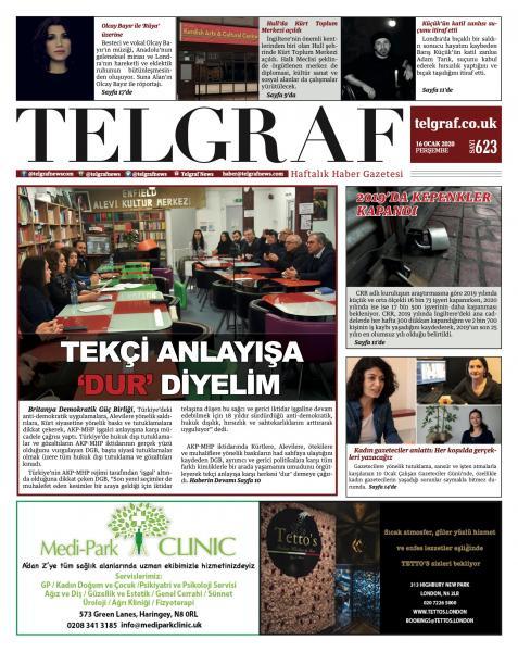 TELGRAF - 623