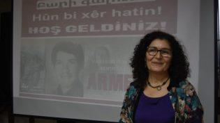 'Armenak ezilenlerin hikayesidir'