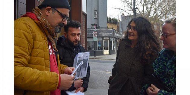 İdris Selim için AF Örgütü'ne dosya sunuldu
