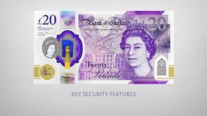 Yeni £20'luk banknot Şubat'ta piyasaya sürülecek