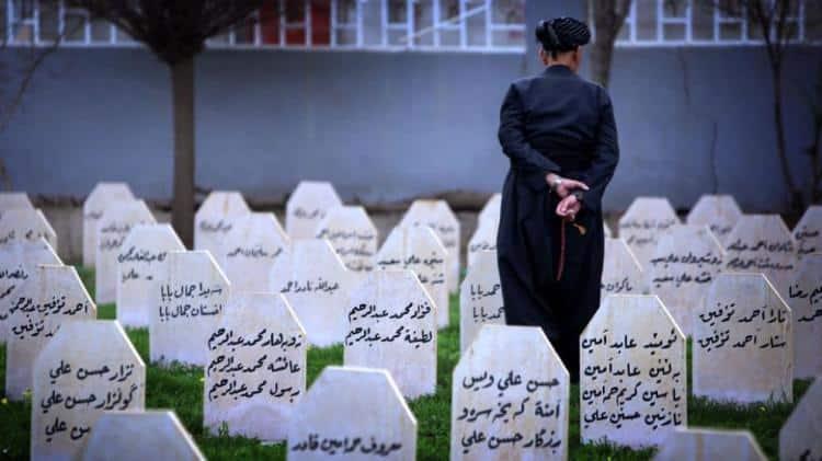 32 yıldır kanayan yara: Halepçe
