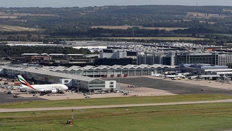 Havalimanı morga dönüştürülüyor